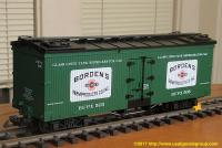 Borden's Farm Products Kühlwagen (Reefer) BFPX 505