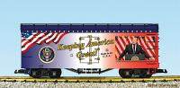 """Keeping America Great"" Kühlwagen (Reefer)"