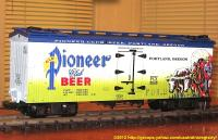 Pioneer Club Beer Kühlwagen (Reefer) PCX 8059