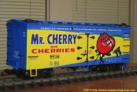 Prentice Packing and Cold Storage - Mr Cherry Kühlwagen (Reefer) PPX 169