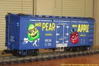 Prentice Packing and Cold Storage - Mr Pear - Mr Apple Kühlwagen (Reefer) PPX 165