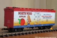 Northwind Apples Kühlwagen (Reefer) YFGX 50812