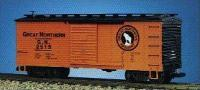 Great Northern gedeckter Güterwagen (Box car) 2515