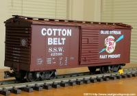 Cotton Belt Route Güterwagen (Box car) SSW 42598