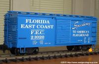 Florida East Coast Güterwagen (Box car) 21020