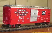 Rock Island Güterwagen (Box car) 50810