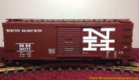 New Haven gedeckter Güterwagen (Boxcar) 30777