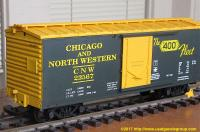 CNW Güterwagen (Box car) 23567
