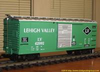 Lehigh Valley Güterwagen (Box car) 62992