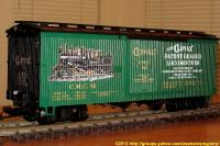 Climax Locomotive Güterwagen (Box car) 85