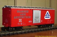 Bangor and Aroostook Güterwagen (Box car) 4576
