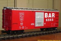 Bangor and Aroostook Güterwagen (Box car) 6565