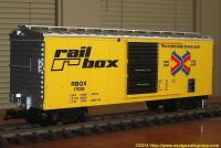 Rail box Güterwagen (Box car) 17035