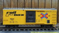 Rail box Güterwagen (Box car) 17033