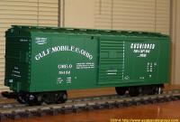 Gulf, Mobile & Ohio Güterwagen (Box car) 58102
