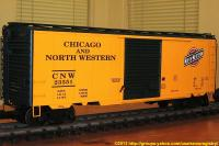 Chicago & North Western Güterwagen (Boxcar) 23551