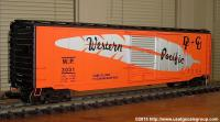 Western Pacific Güterwagen (Box car) 3031