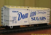 Domino Sugars Güterwagen (Box car) ASRX 614