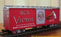 RCA Victor Box Car (Rot/red)