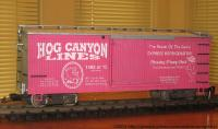 Hog Canyon Lines Kühlwagen (Reefer)