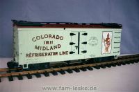 Colorado & Midland Kühlwagen (Refrigeration car)