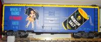 Morton Salt® Steel Boxcar