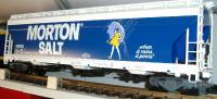 Morton Salt® Center Flow Hopper