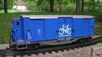 ÖBB Fahrradwagen (Bicycle transport car)