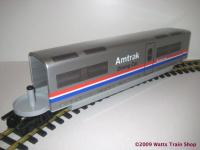 Amtrak Bullet Train Speisewagen (Dining car)