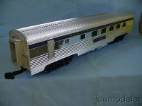 B&O Streamliner Speisewagen (Dining car)