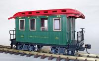 "WP&Y Personenwagen (Passenger Car) ""Lake Big Salmon"""