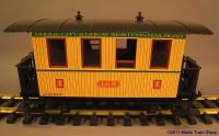 Dodge City & Great Western Personenwagen (Passenger car)