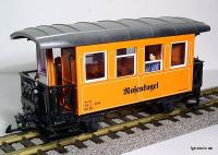 Flascherlzugwagen (Bottletrain car) Rosenkogel