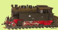 L.G.B. Dampflok (Steam locomotive)