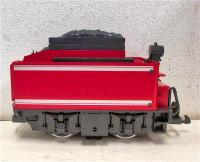 LGB Antriebstender, rot (Motorized Tender, red)