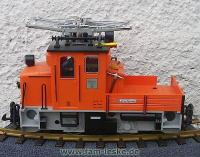 Bahndienst-Traktor (Maintenance locomotive)