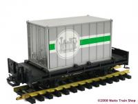 LGB Containerwagen (Container car)