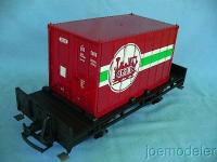 LGB Container Wagen (Container car)