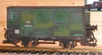 Pufferwagen (Buffer car) Pfw 89 412