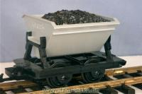 Kipplore (Tipping bucket ore car)