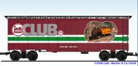 LGB-Club® Box car 2007