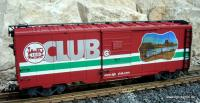 LGB-Club® Box car - LGB Club-Modell 2010