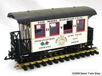 BTO - LGB MRRC 1989 - Jubiläums Wagen (Convention car)