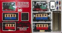 LGB Personenzug Starter Set (Passenger train starter set)