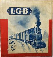 LGB Güterzug Starter Set (Freight train starter set)