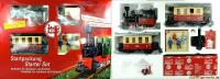 Personenzug (Passenger train) Starter Set, Sound, 230 Volt