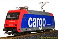 SBB Cargo Ellok (Electric locomotive) 481 005-7