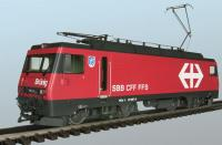 SBB HGe 4/4 II E-Lok (Electric locomotive)