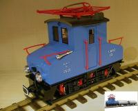 StLB E-Lok (Electric locomotive) E2,