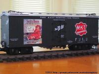 "Swift's Borax ""The Katy"" Kühlwagen (Reefer)"